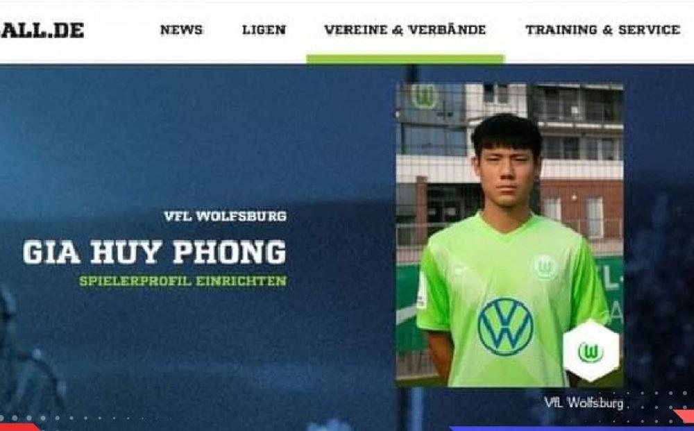 Sao trẻ gốc Việt chơi bóng ở Đức