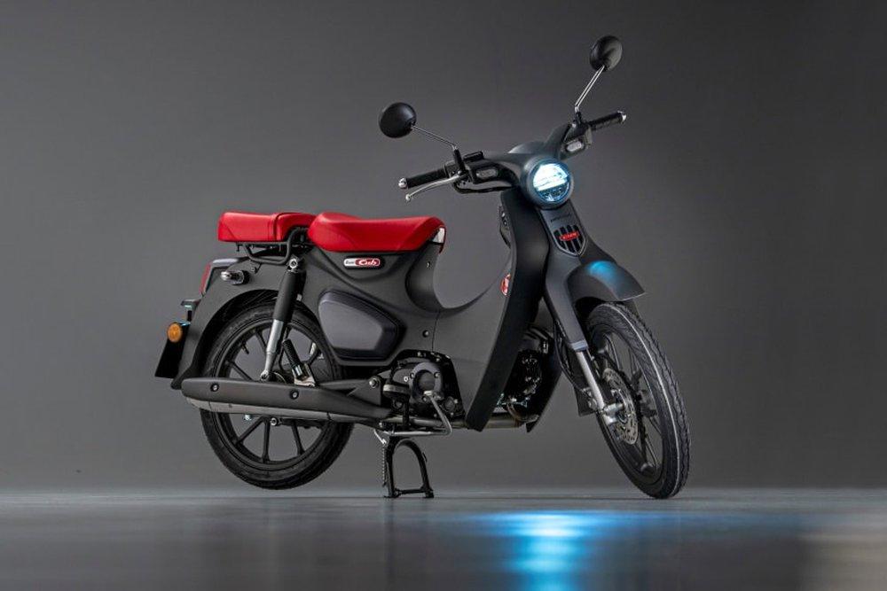 Mãn nhãn Super Cub 125 về sát vách Việt Nam, huyền thoại xe máy Honda bán giá ngang xe SH - Ảnh 1.