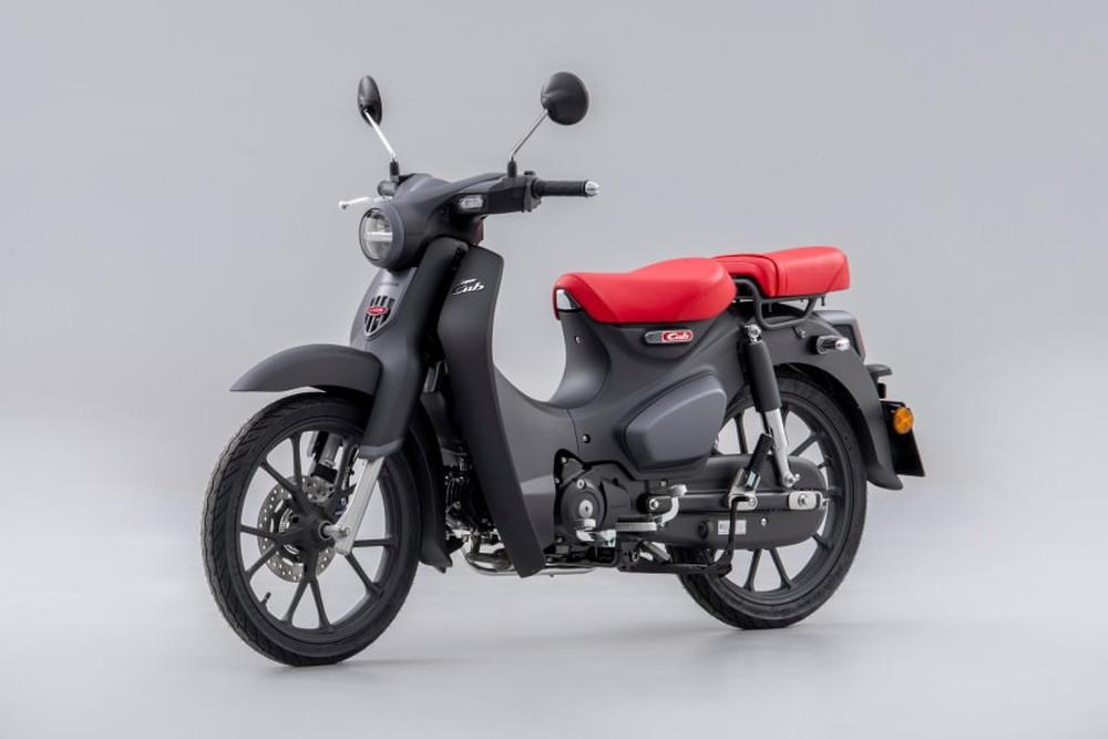 Mãn nhãn Super Cub 125 về sát vách Việt Nam, huyền thoại xe máy Honda bán giá ngang xe SH - Ảnh 2.