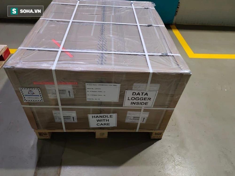 Tin vui: Tập đoàn Vingroup đã đưa lô thuốc điều trị Covid-19 đầu tiên về Việt Nam - Ảnh 2.