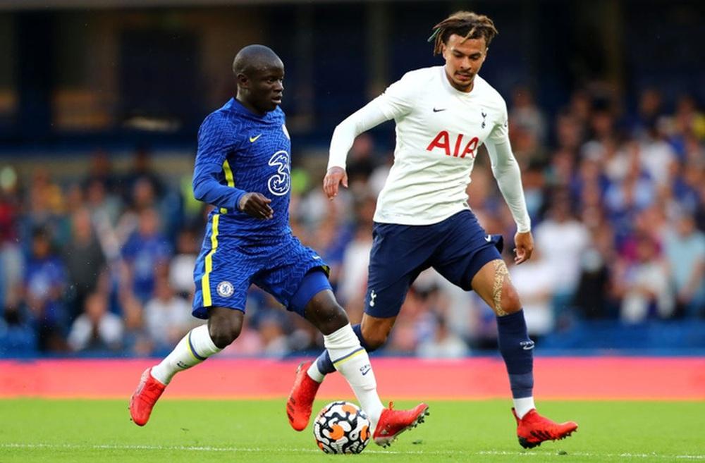 Chelsea 2-2 Tottenham: Ziyech lập cú đúp, Son Heung-min kiến tạo - Ảnh 5.