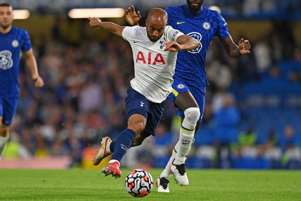 Chelsea 2-2 Tottenham: Ziyech lập cú đúp, Son Heung-min kiến tạo - Ảnh 7.