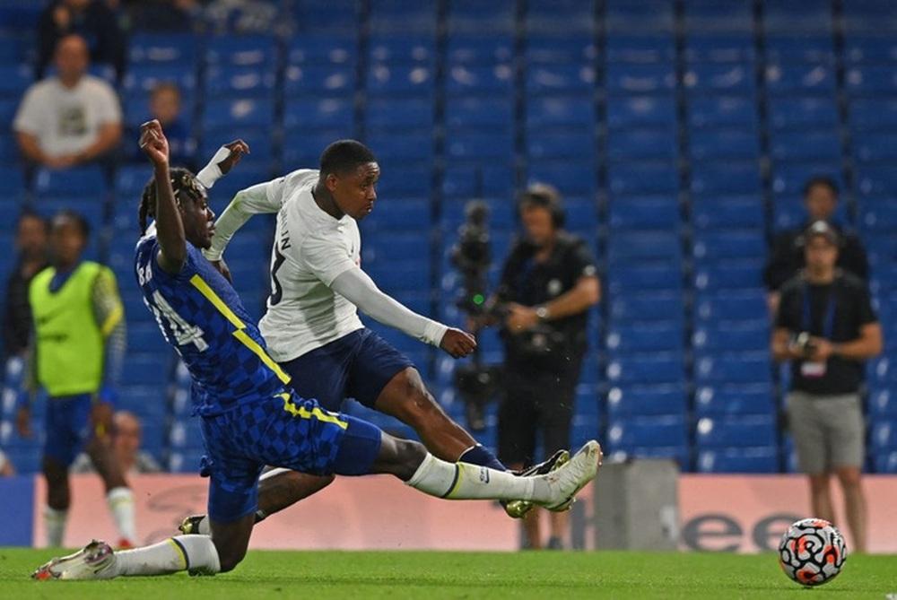 Chelsea 2-2 Tottenham: Ziyech lập cú đúp, Son Heung-min kiến tạo - Ảnh 8.