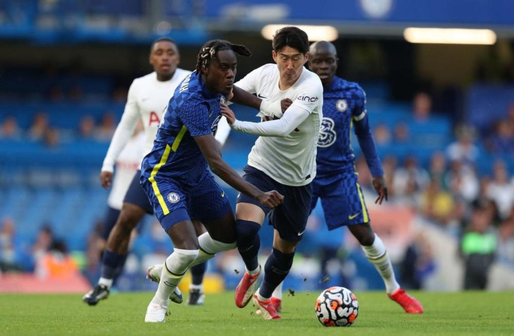 Chelsea 2-2 Tottenham: Ziyech lập cú đúp, Son Heung-min kiến tạo - Ảnh 9.