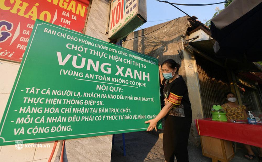 Hà Nội dự phòng tình huống phải kéo dài giãn cách xã hội