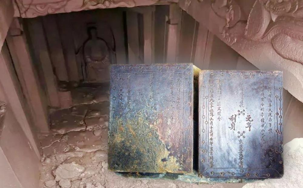 Tìm thấy văn bia trong lăng mộ, chuyên gia nổi giận đùng đùng, chửi bới chủ mộ không thương tiếc: Đúng là kẻ dối trá!