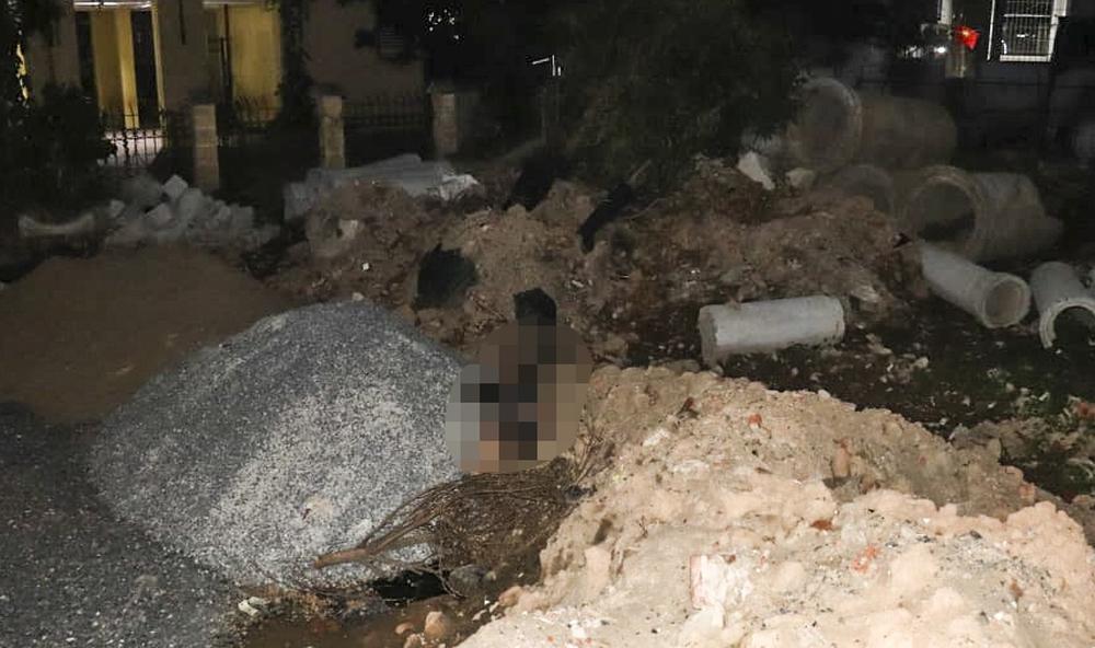 Hà Nội: Người phụ nữ đi lại quanh bãi đất trống buổi sáng, buổi chiều được phát hiện tử vong - Ảnh 1.