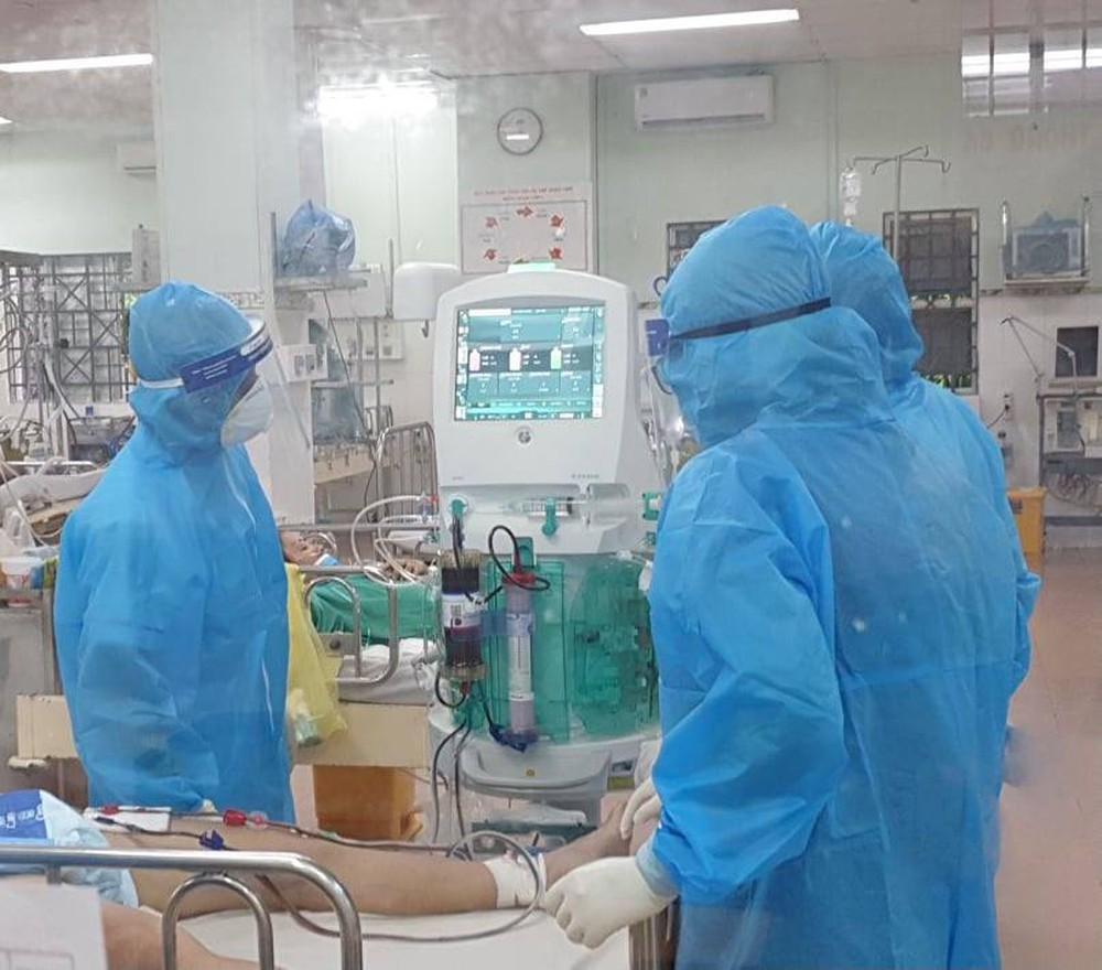 Phương pháp được kỳ vọng là bước ngoặt trong điều trị Covid-19 nặng ở Việt Nam - Ảnh 1.