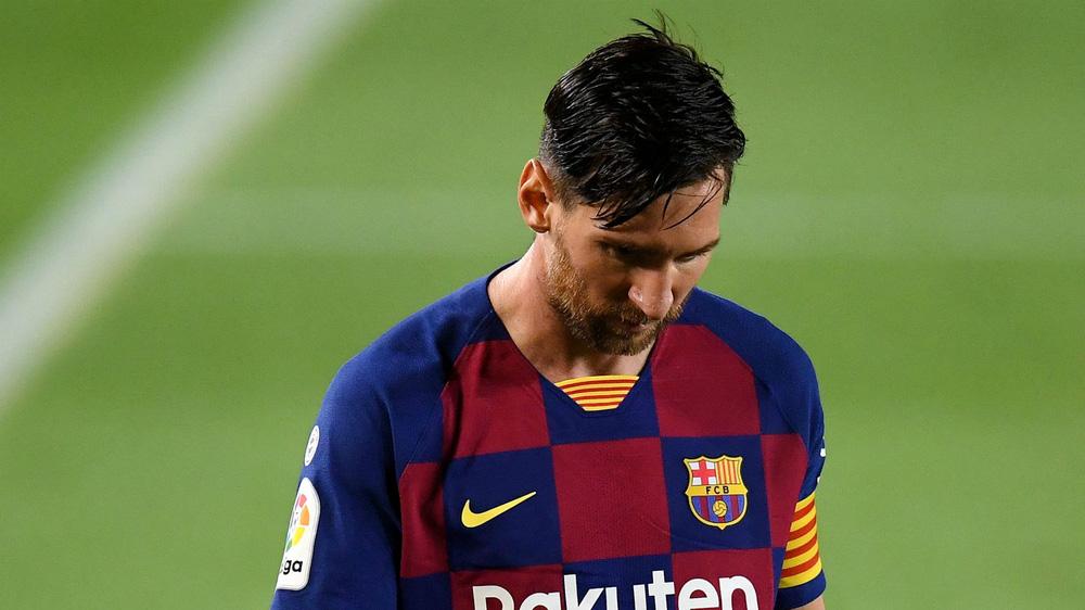 Chấn động: Messi chính thức chia tay Barcelona sau hơn 20 năm gắn bó - Ảnh 1.