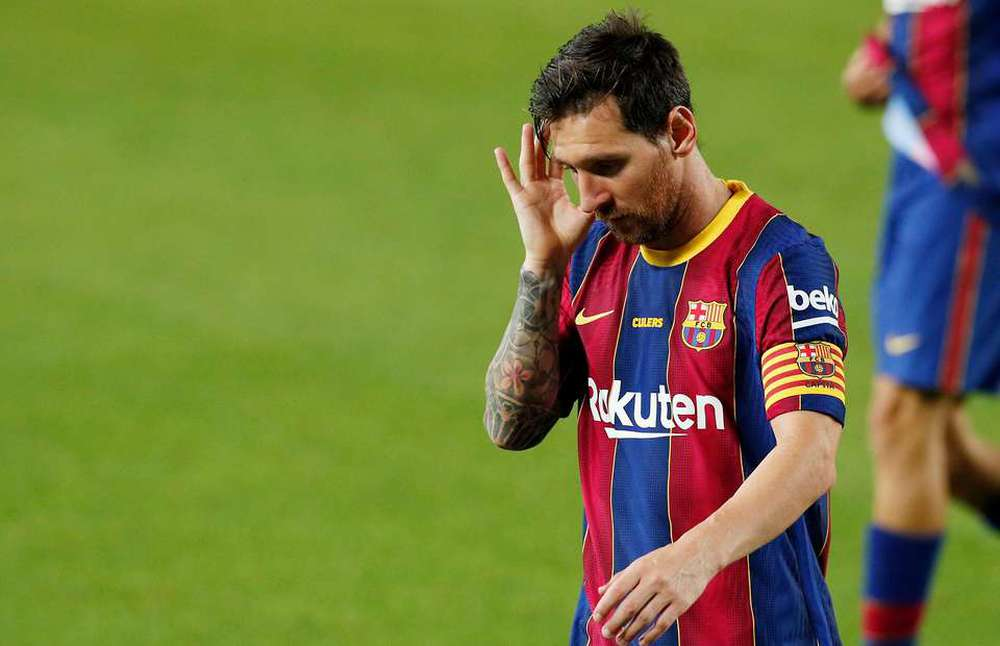 Tuyên bố chia tay Messi chỉ là cái cớ, Barcelona sẵn sàng cho vụ lật kèo gây sốc? - Ảnh 1.