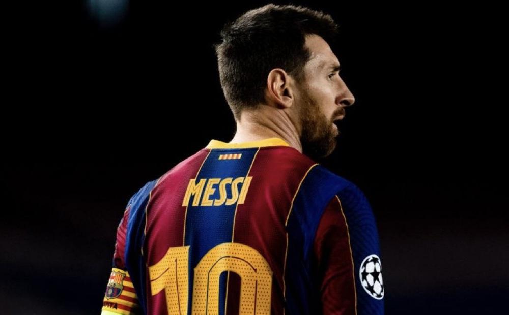 Messi biểu hiện