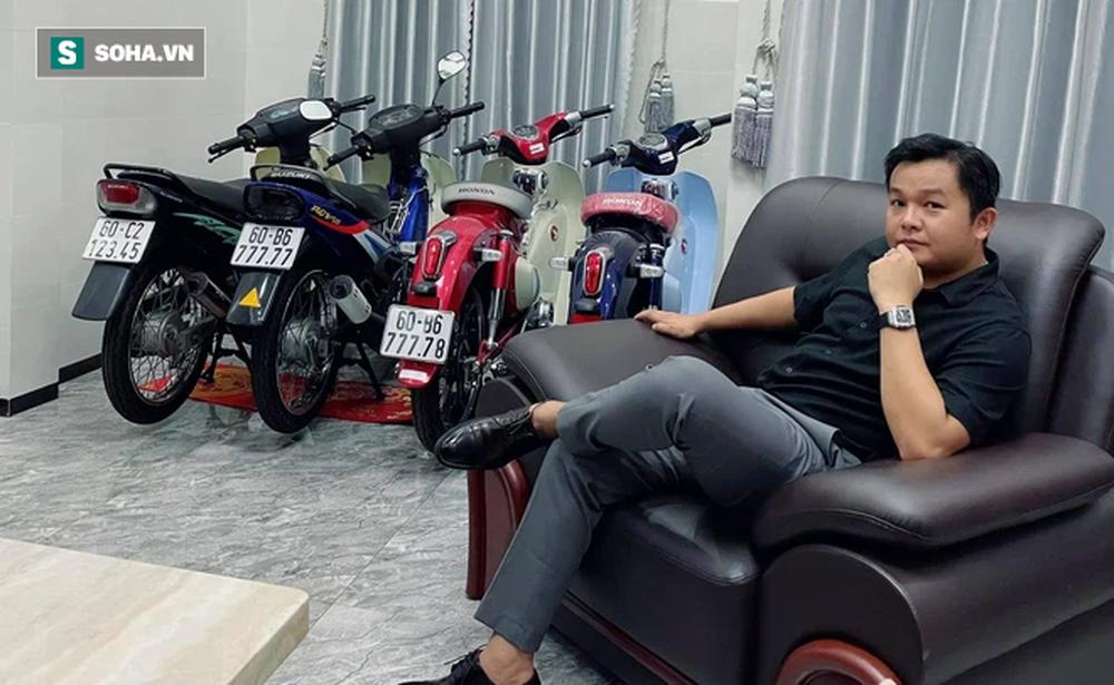Doanh nhân Đồng Nai bán xe biển VIP 66666 giá 190 triệu đồng, mua xe cứu thương làm xe 0 đồng mùa dịch - Ảnh 2.