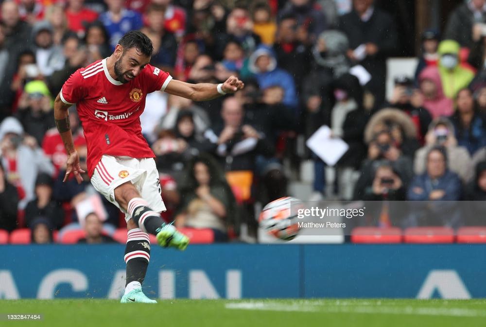 Bruno lập siêu phẩm đá phạt, Man United có màn thị uy khiến cả Ngoại hạng Anh phải dè chừng - Ảnh 3.