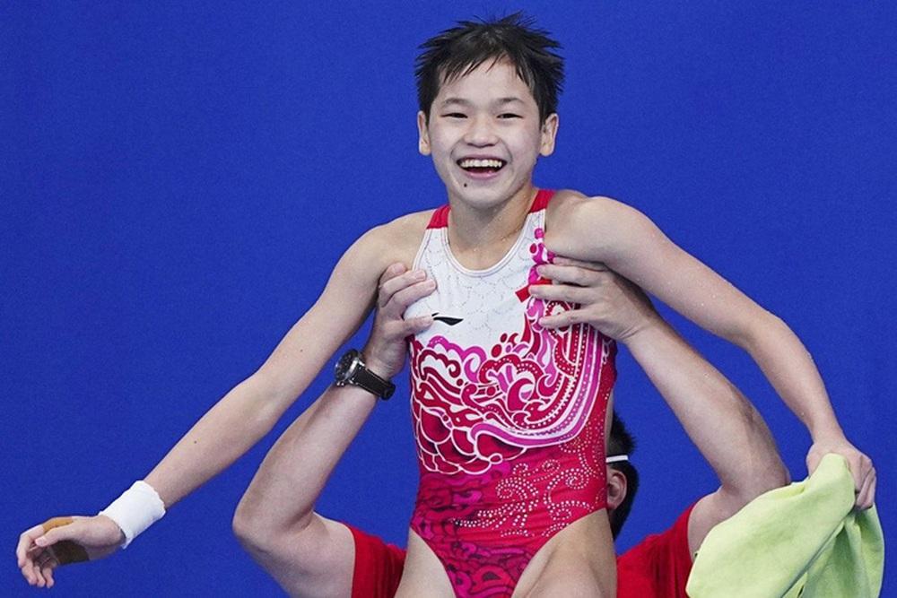 Cộng đồng mạng Trung Quốc phẫn nộ trước bài đăng của báo Úc về nhà vô địch Olympic 14 tuổi - Ảnh 3.