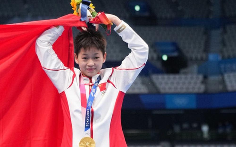 Cộng đồng mạng Trung Quốc phẫn nộ trước bài đăng của báo Úc về nhà vô địch Olympic 14 tuổi