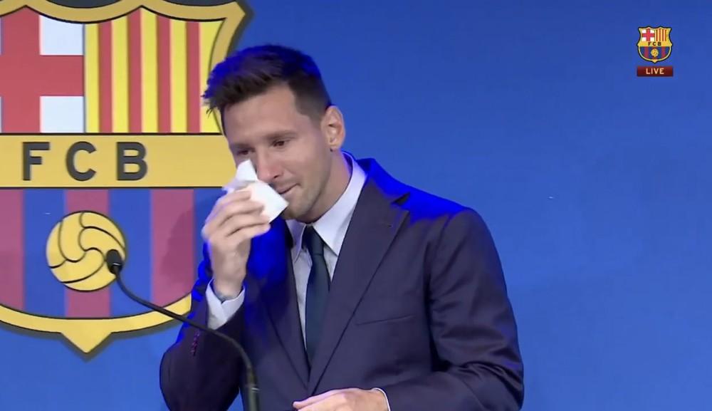 Messi tiết lộ khoảnh khắc đáng nhớ nhất trong suốt 21 năm gắn bó tại Barcelona - Ảnh 1.