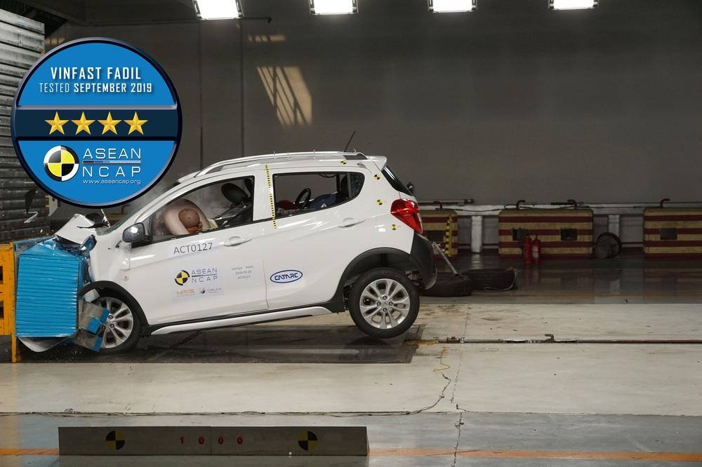 Trọng pháo Hyundai Grand i10 2021 giương nòng, VinFast Fadil còn vài vũ khí - vững như bàn thạch! - Ảnh 9.
