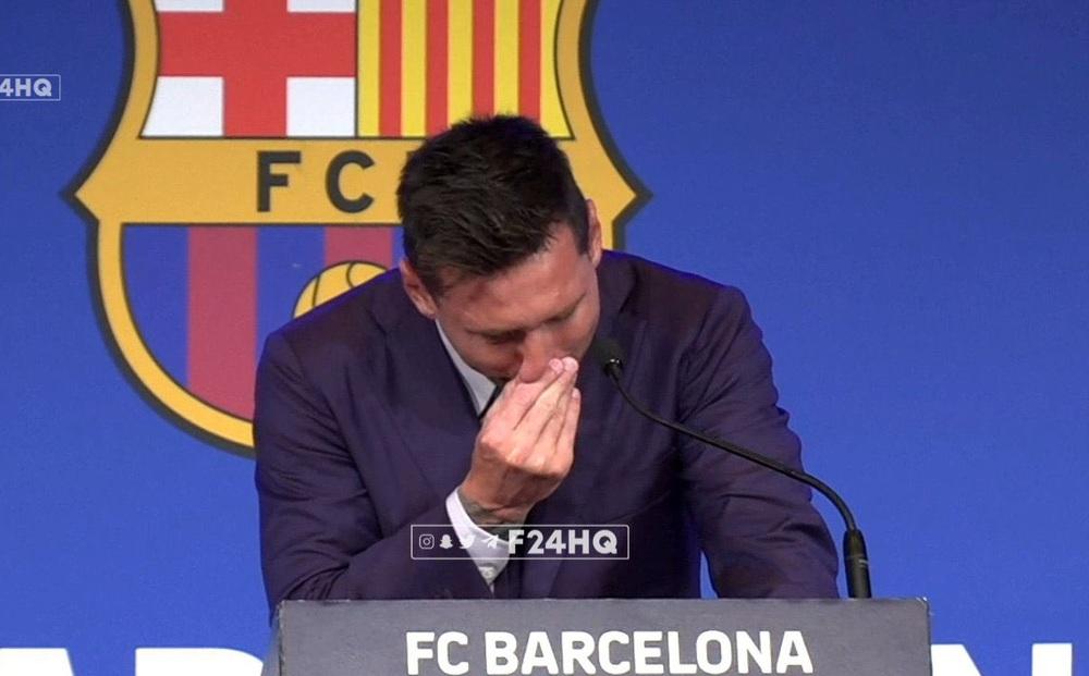 Messi tiết lộ khoảnh khắc đáng nhớ nhất trong suốt 21 năm gắn bó tại Barcelona