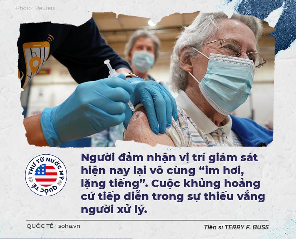 Thư từ nước Mỹ: Đối diện quái vật Delta, vì sao hàng chục triệu người Mỹ vẫn chưa chịu tiêm vắc xin Covid-19? - Ảnh 7.