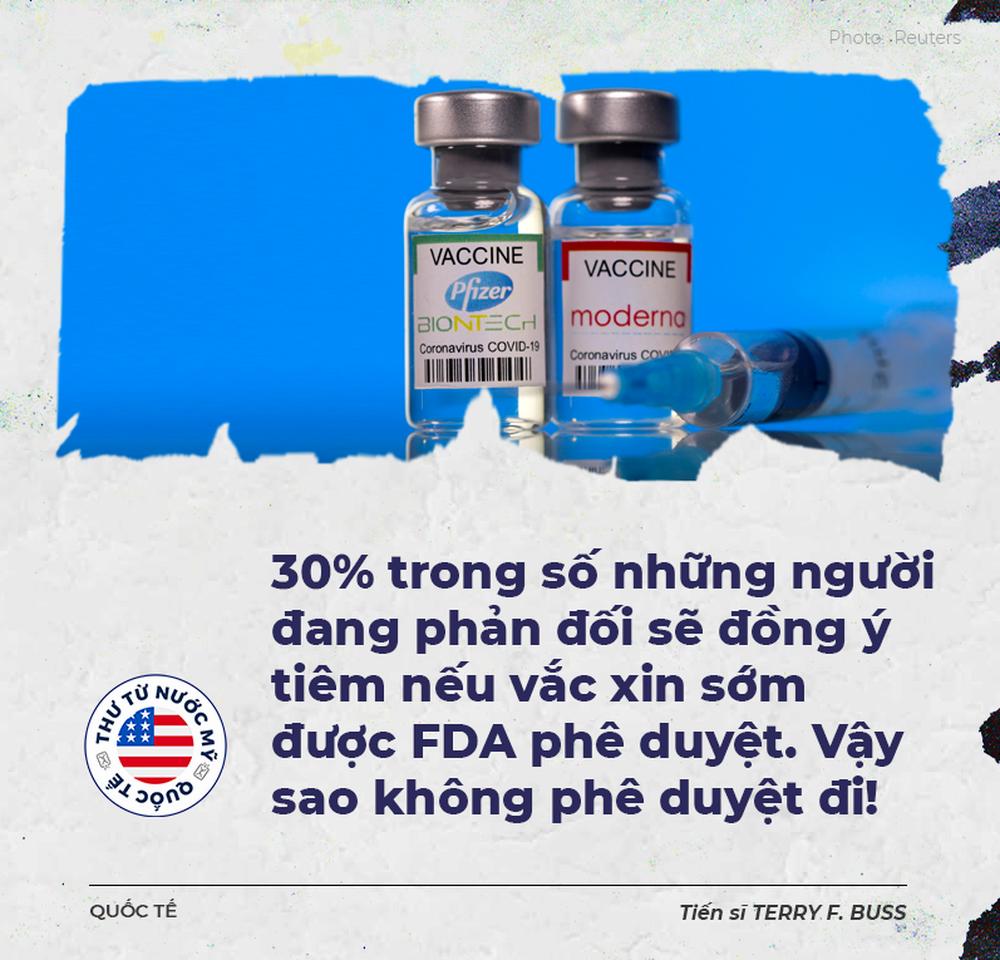 Thư từ nước Mỹ: Đối diện quái vật Delta, vì sao hàng chục triệu người Mỹ vẫn chưa chịu tiêm vắc xin Covid-19? - Ảnh 8.