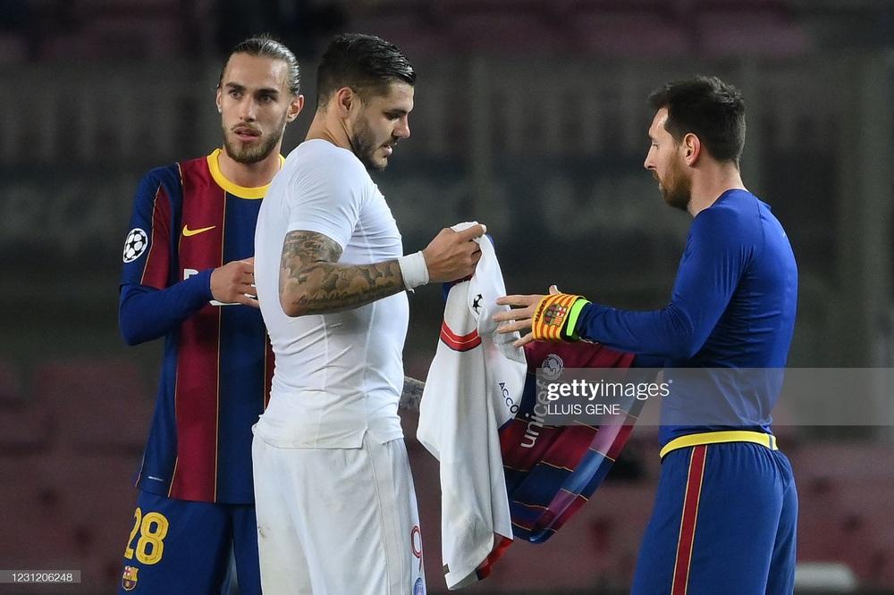 Tiền đạo cắm sừng đàn anh phải cuốn gói khỏi PSG vì Messi? - Ảnh 2.