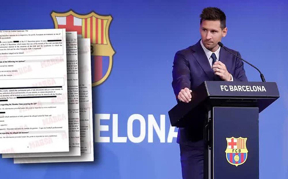 Đồng minh của Barcelona bất ngờ đâm đơn kiện PSG, Messi có nguy cơ