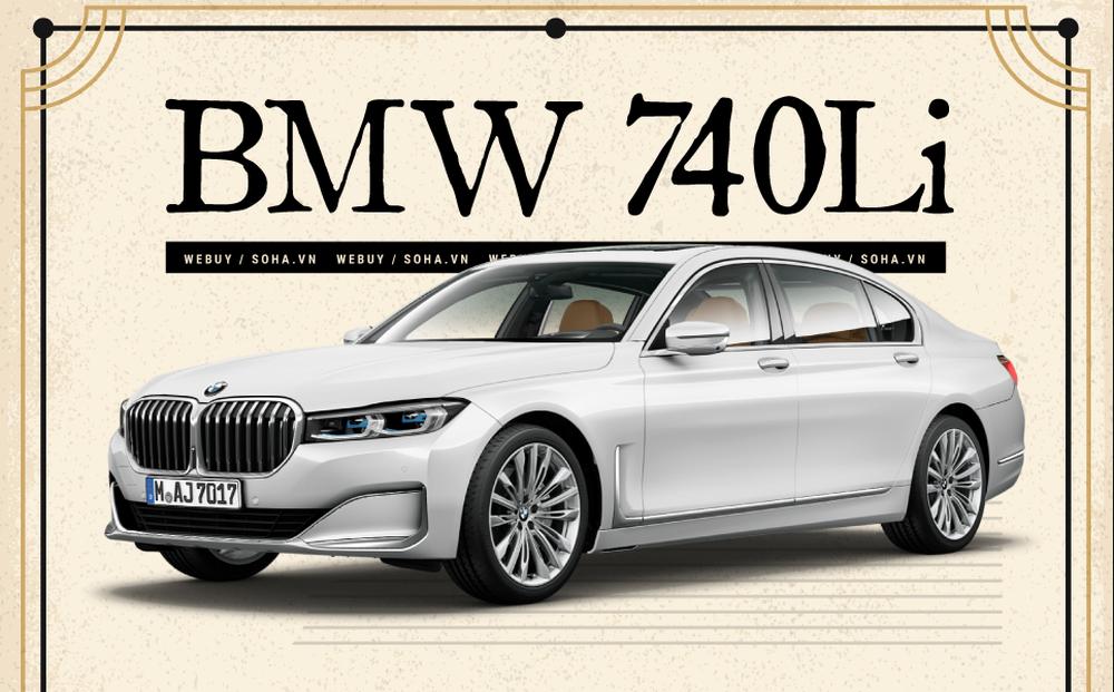 BMW 7-series giảm tới gần 600 triệu, nhưng điều gây áp lực lên Mercedes, Audi lại là thứ 'cổ lỗ sĩ'!