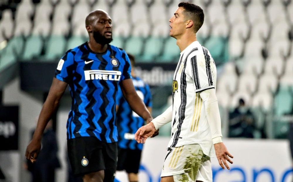 Mất Ronaldo, lượt xem truyền hình Serie A giảm hơn 50%