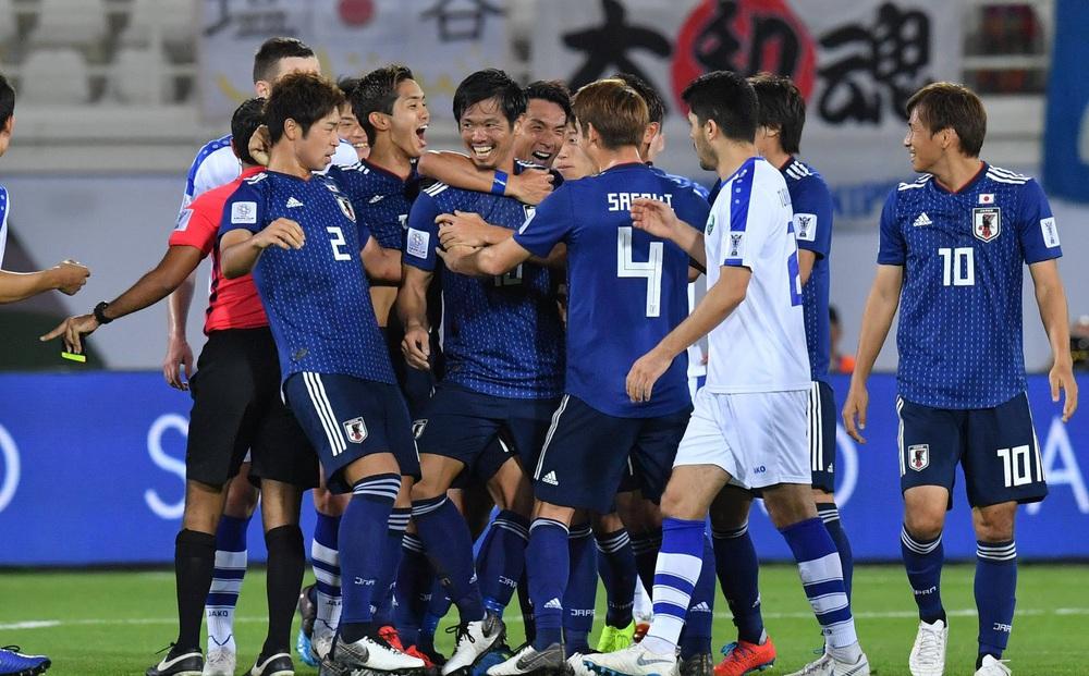 """Lịch sử đối đầu Nhật Bản vs Oman: """"Samurai xanh"""" áp đảo tuyệt đối"""