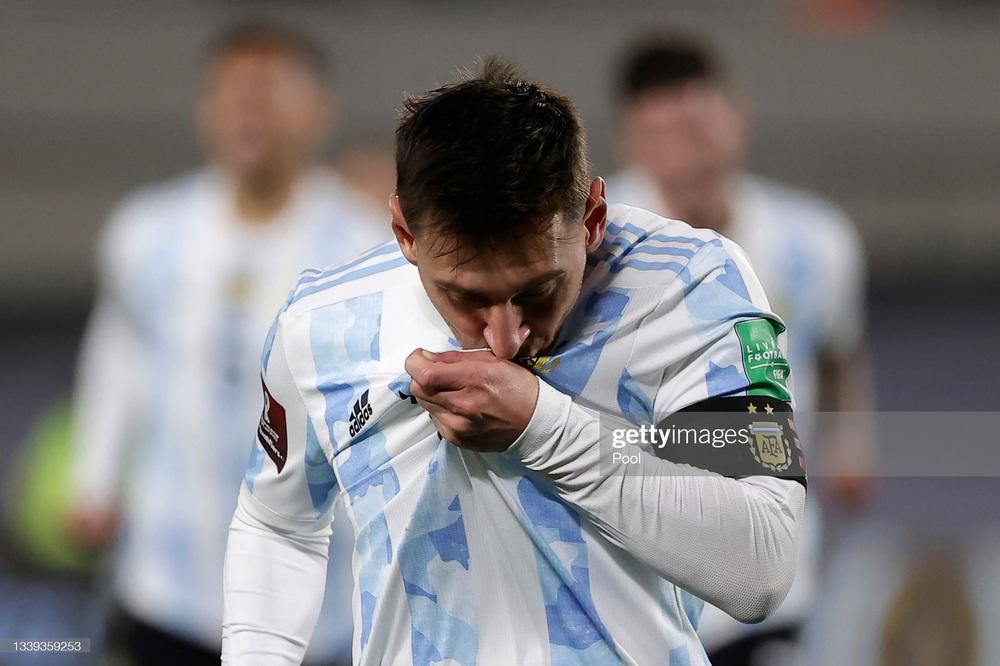 Kết quả Argentina vs Bolivia: Messi lập hat-trick, vượt qua siêu kỷ lục của Pele - Ảnh 2.