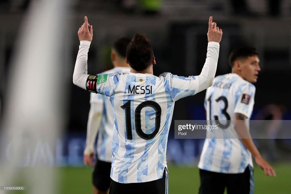 Kết quả Argentina vs Bolivia: Messi lập hat-trick, vượt qua siêu kỷ lục của Pele - Ảnh 4.