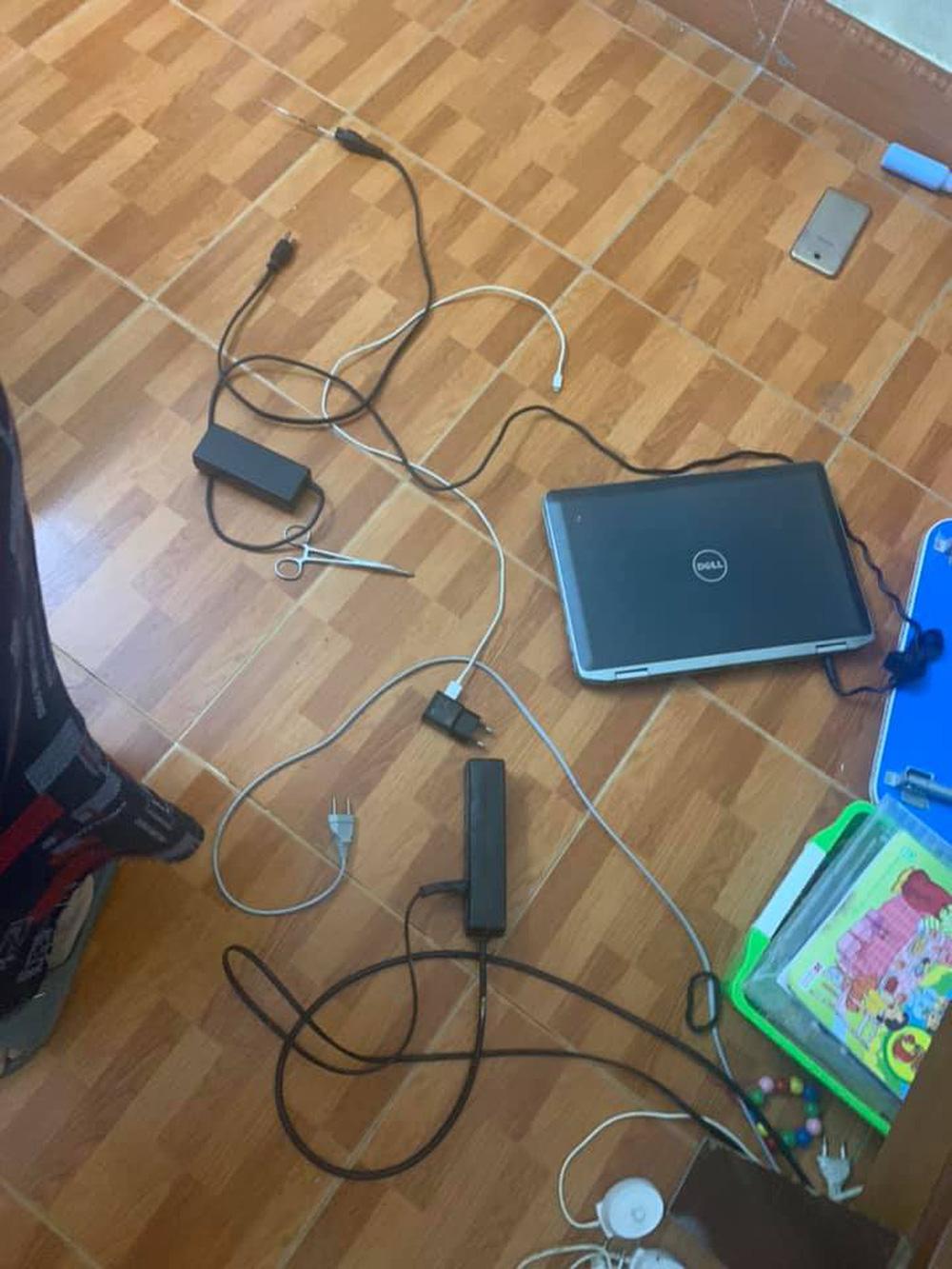 Xôn xao thông tin bé trai 10 tuổi ở Hà Nội bị điện giật tử vong khi học online - Ảnh 2.