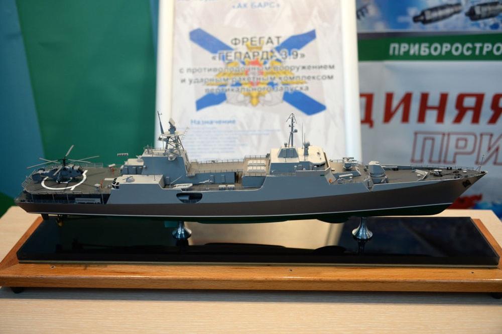 Hải quân Việt Nam có thể chọn cấu hình vũ khí tối tân cho tàu Gepard mới: Chất - Độc nhất vô nhị? - Ảnh 4.