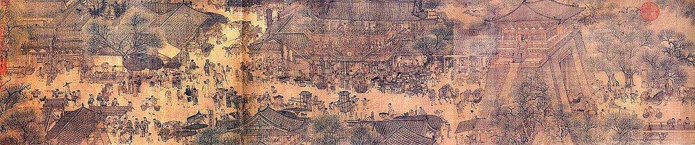 Phóng to 100 lần bức tranh cổ, cư dân mạng Trung Quốc ngượng đỏ mặt vì một chi tiết nhỏ: Thế này cũng dám làm! - Ảnh 5.