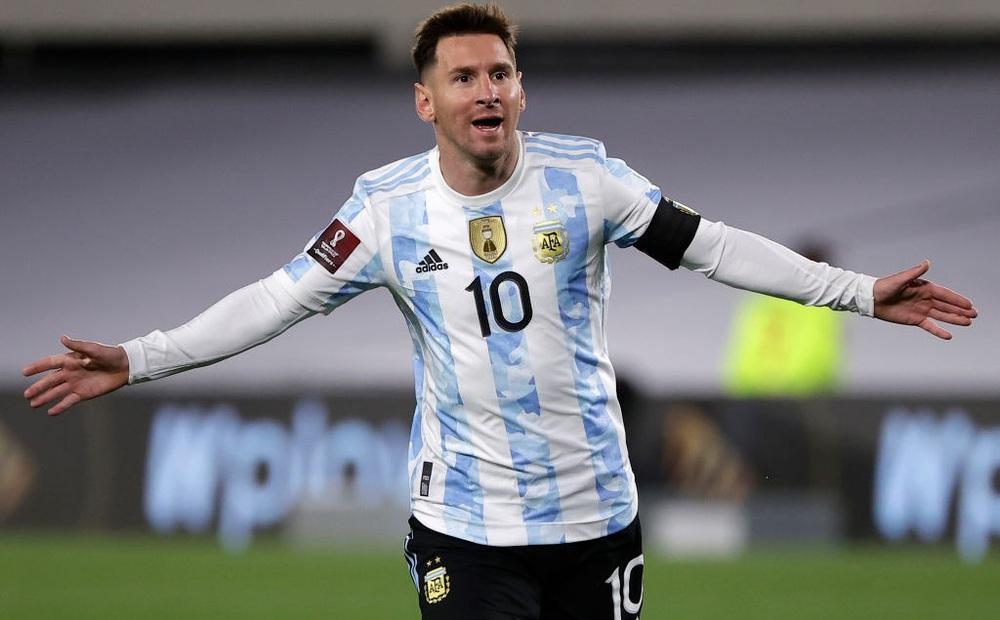 Kết quả Argentina vs Bolivia: Messi lập hat-trick, vượt qua siêu kỷ lục của Pele