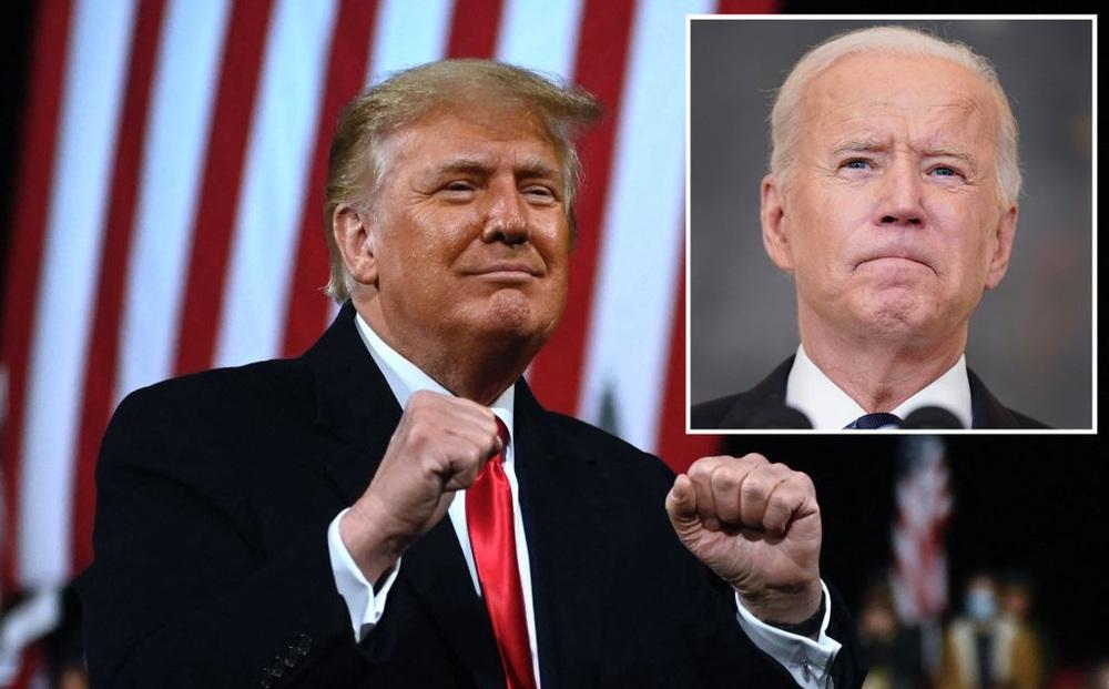 """Ông Trump nói dư sức """"đấm đo ván"""" ông Biden với 1 điều kiện: Phản ứng bất ngờ của người nghe"""