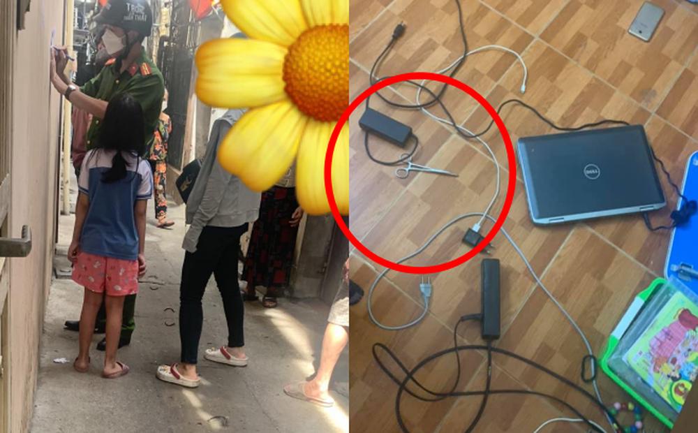 Xôn xao thông tin bé trai 10 tuổi ở Hà Nội bị điện giật tử vong khi học online