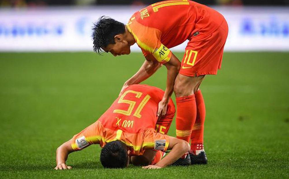 Báo Trung Quốc: Tuyển Trung Quốc chưa đá đã thua Việt Nam dù giá trị cầu thủ cao gấp 5 lần