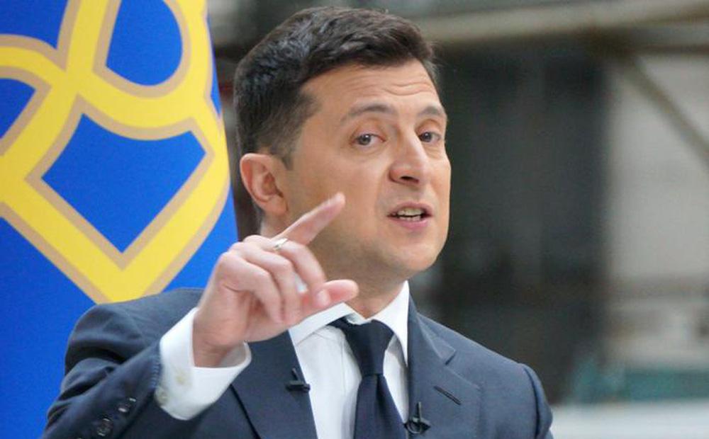 Tổng thống Ukraine bất ngờ tuyên bố về chiến tranh tổng lực với Nga: Moscow đáp trả thẳng tay!