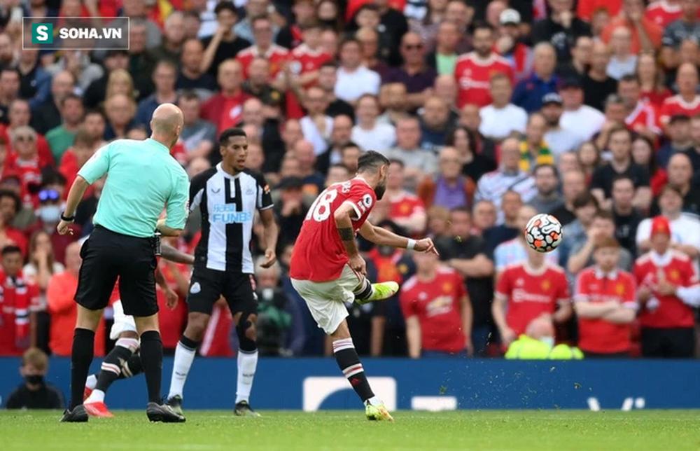 Ghi 2 bàn định đoạt trận đấu, Ronaldo đem về chiến thắng đậm đà siêu mãn nhãn cho Man United - Ảnh 4.