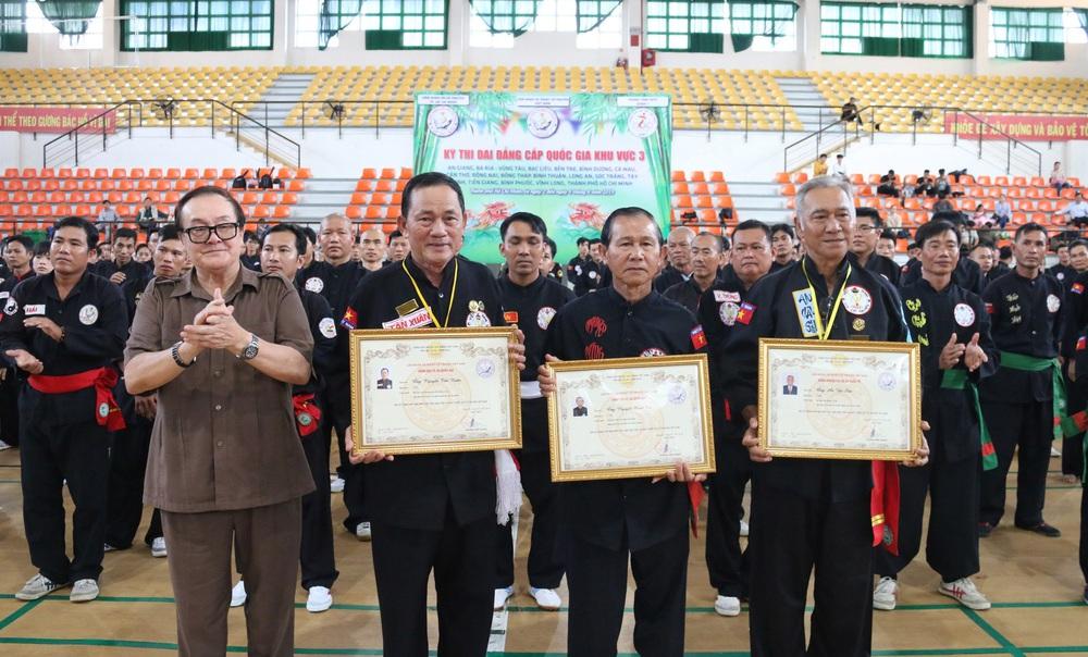 Người đặt nền móng của thể thao Việt Nam - Hoàng Vĩnh Giang qua đời - Ảnh 2.