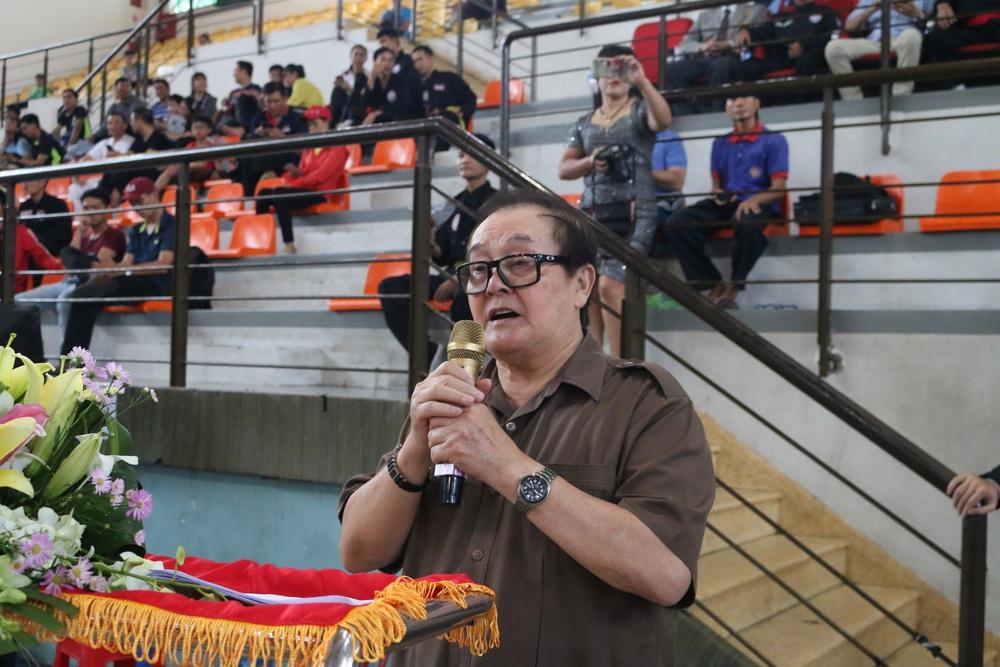 Người đặt nền móng của thể thao Việt Nam - Hoàng Vĩnh Giang qua đời - Ảnh 1.