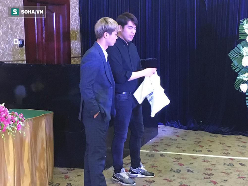 Siêu cò vào cuộc, trò cưng thầy Park sáng cửa sang Hàn Quốc thi đấu - Ảnh 1.