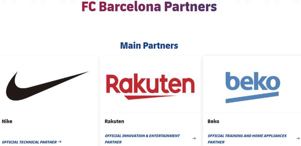 Sự ra đi của Messi khiến Barca tiếp tục mất hợp đồng tài trợ lớn nhất - Ảnh 3.
