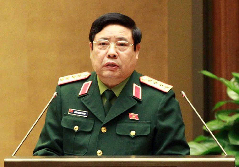 Cuộc đời binh nghiệp, trưởng thành qua chiến đấu của Đại tướng Phùng Quang Thanh - Ảnh 7.