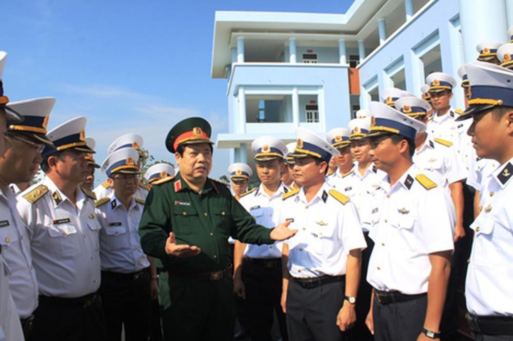 Cuộc đời binh nghiệp, trưởng thành qua chiến đấu của Đại tướng Phùng Quang Thanh - Ảnh 3.