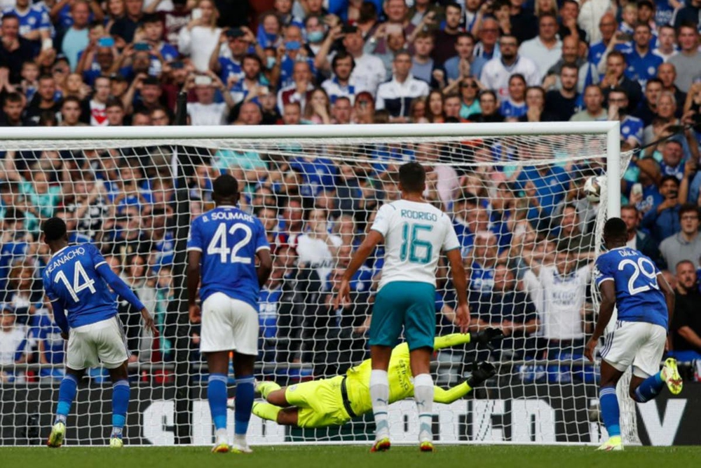 Leicester - Man City: 'Khủng bố' King Power? - Ảnh 1.