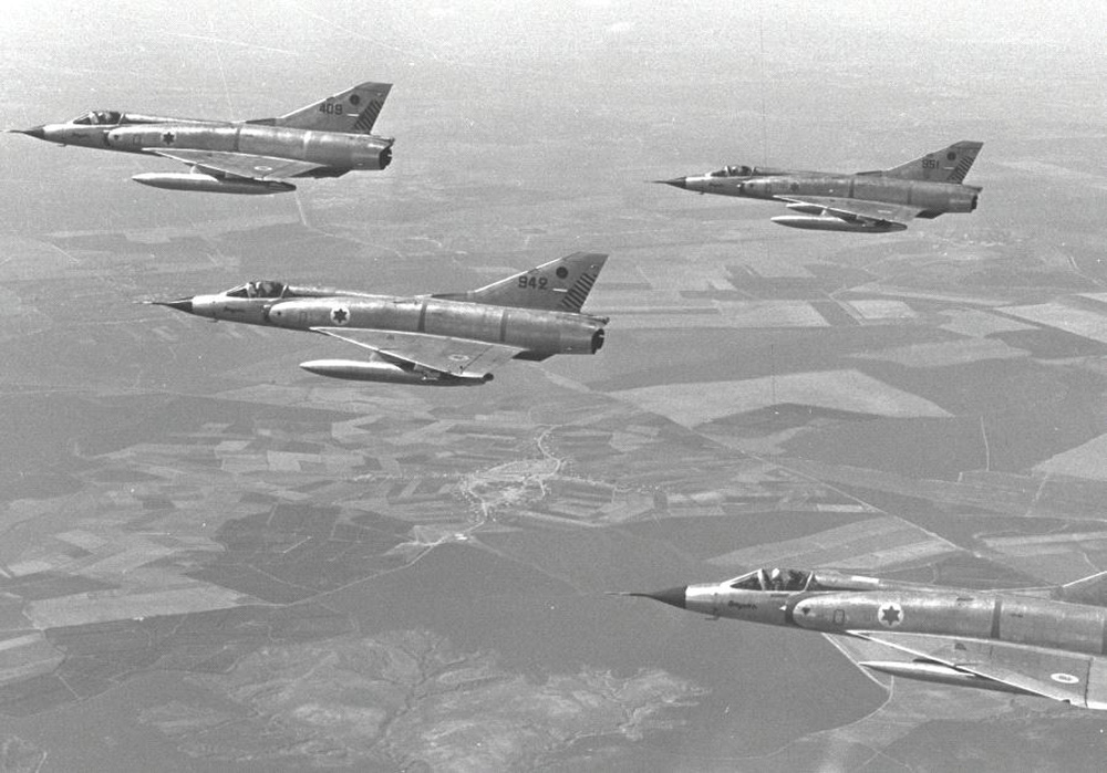 Lật lại vụ Israel hạ 5 tiêm kích MiG-21 Liên Xô trong không đầy 3 phút - Ảnh 2.