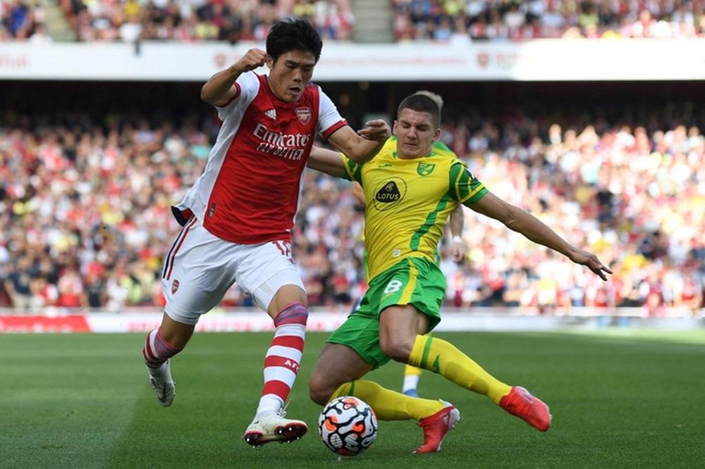 Arsenal 1-0 Norwich: Aubameyang ghi bàn duy nhất, Pháo Thủ tìm thấy ánh sáng cuối đường hầm - Ảnh 2.