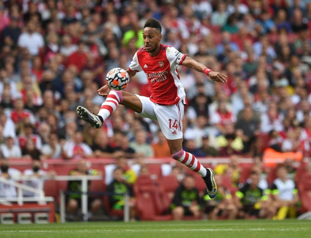 Arsenal 1-0 Norwich: Aubameyang ghi bàn duy nhất, Pháo Thủ tìm thấy ánh sáng cuối đường hầm - Ảnh 4.